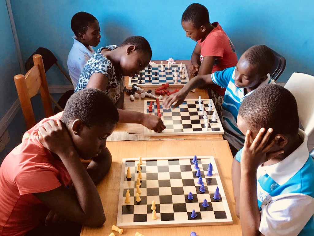 Chess in Takoradi